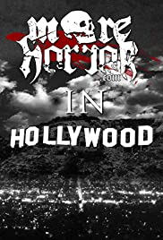 MoreHorror in Hollywood Poster