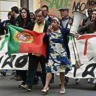 António Capelo and Maria Vieira in Portugal Não Está à Venda (2019)