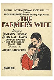 The Farmer's Wife (1928) Poster - Movie Forum, Cast, Reviews