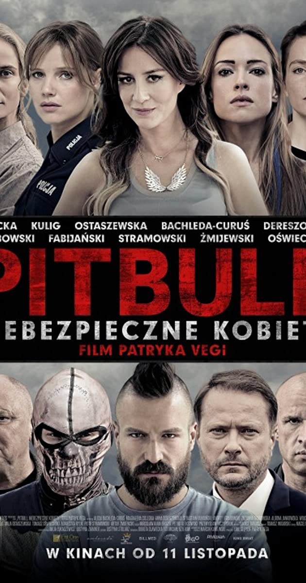 Subtitle of Pitbull: Tough Women