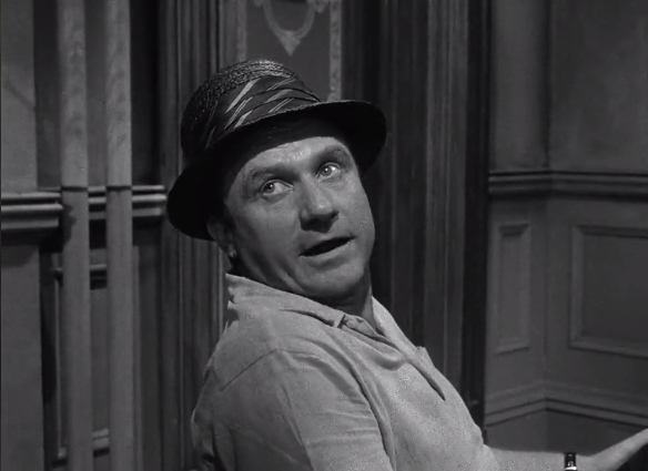 Jack Warden in 12 Angry Men (1957)