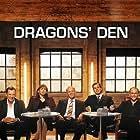 Peter Jones, Duncan Bannatyne, Rachel Elnaugh, Doug Richard, and Theo Paphitis in Dragons' Den (2005)