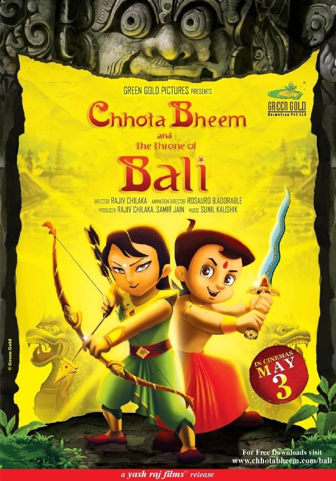 Chhota bheem neeli pahaadi chhota bheem film festival.