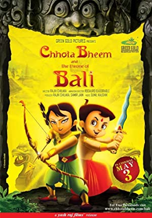 Where to stream Chhota Bheem and the Throne of Bali