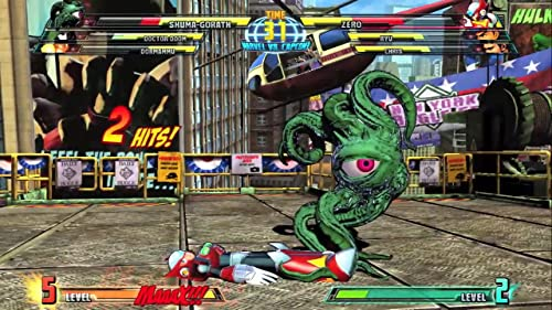 Marvel Vs. Capcom 3: Fate Of Two Worlds: Shuma