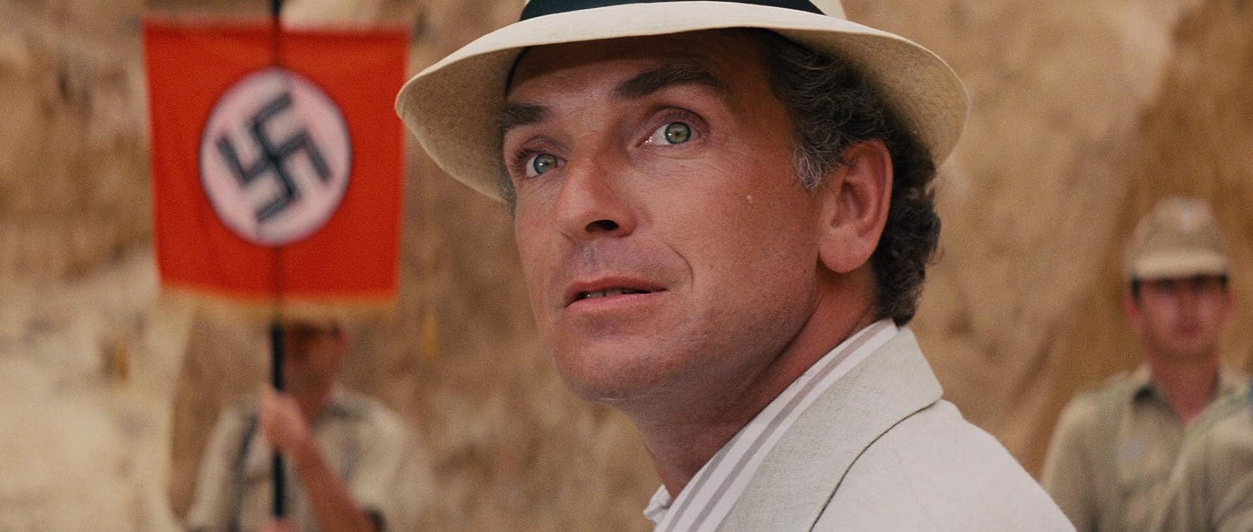 Paul Freeman in Raiders of the Lost Ark (1981)