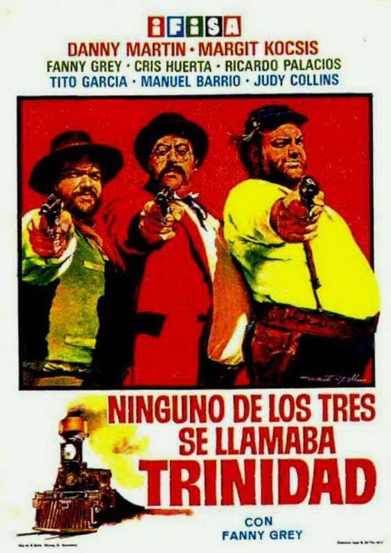 Ninguno de los tres se llamaba Trinidad hd on soap2day