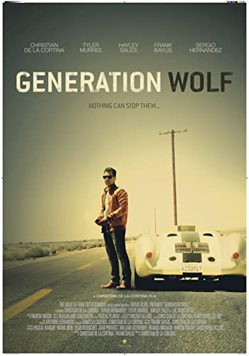 Generation Wolf 2016 Dual Audio In Hindi English 720p HDRip