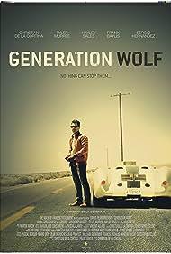 Sergio Hernández, Christian de la Cortina, Hayley Sales, Michael D. Cohen, Rachel MacMillan, and Tyler Murree in Generation Wolf (2016)