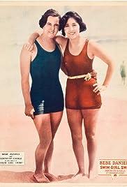 Swim Girl, Swim Poster