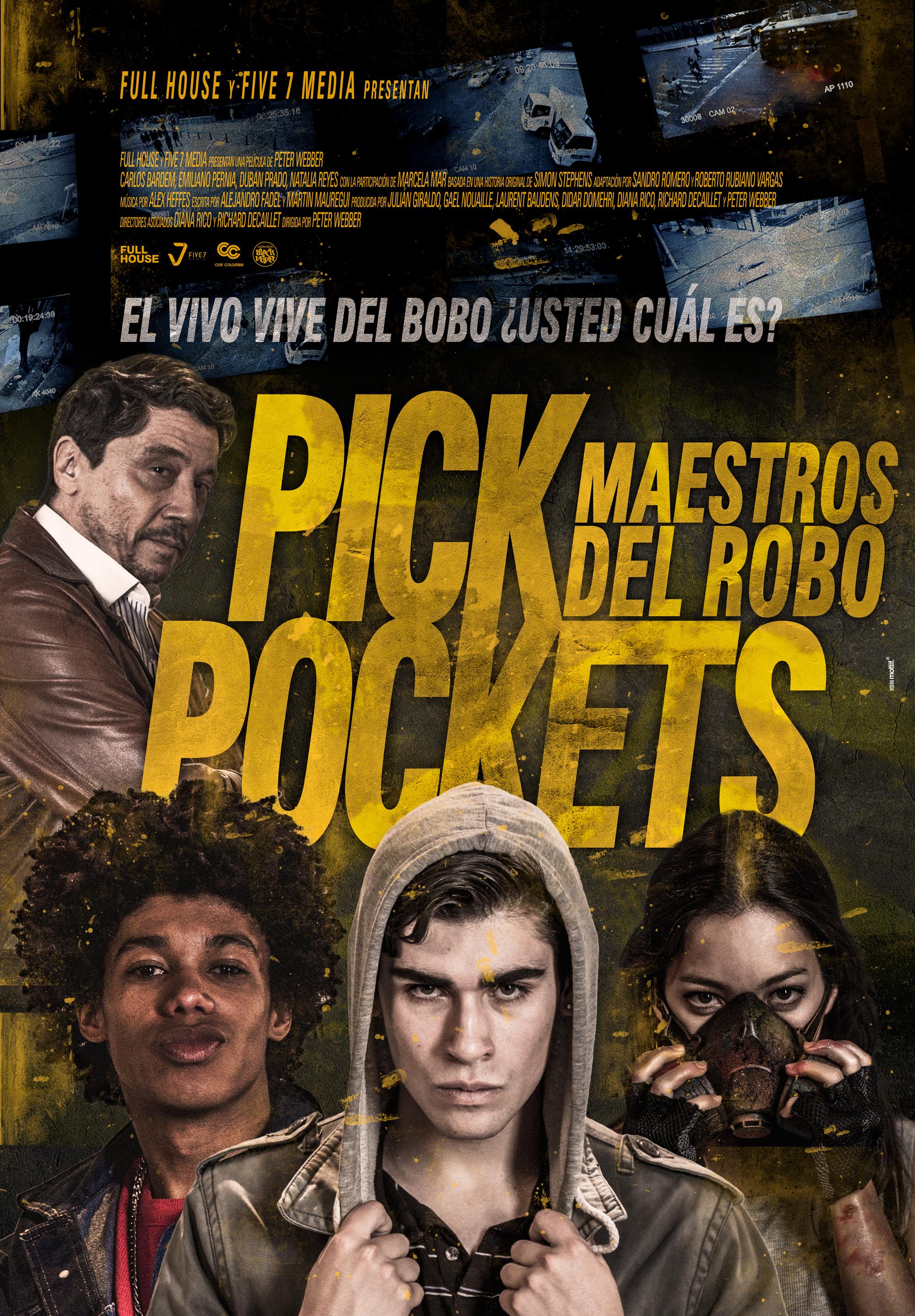 Pickpockets: Maestros del robo (2018) - IMDb