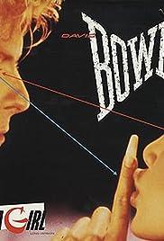 David Bowie: China Girl Poster