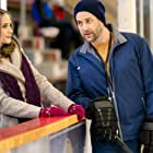 Rachael Leigh Cook and Niall Matter in Frozen in Love (2018)