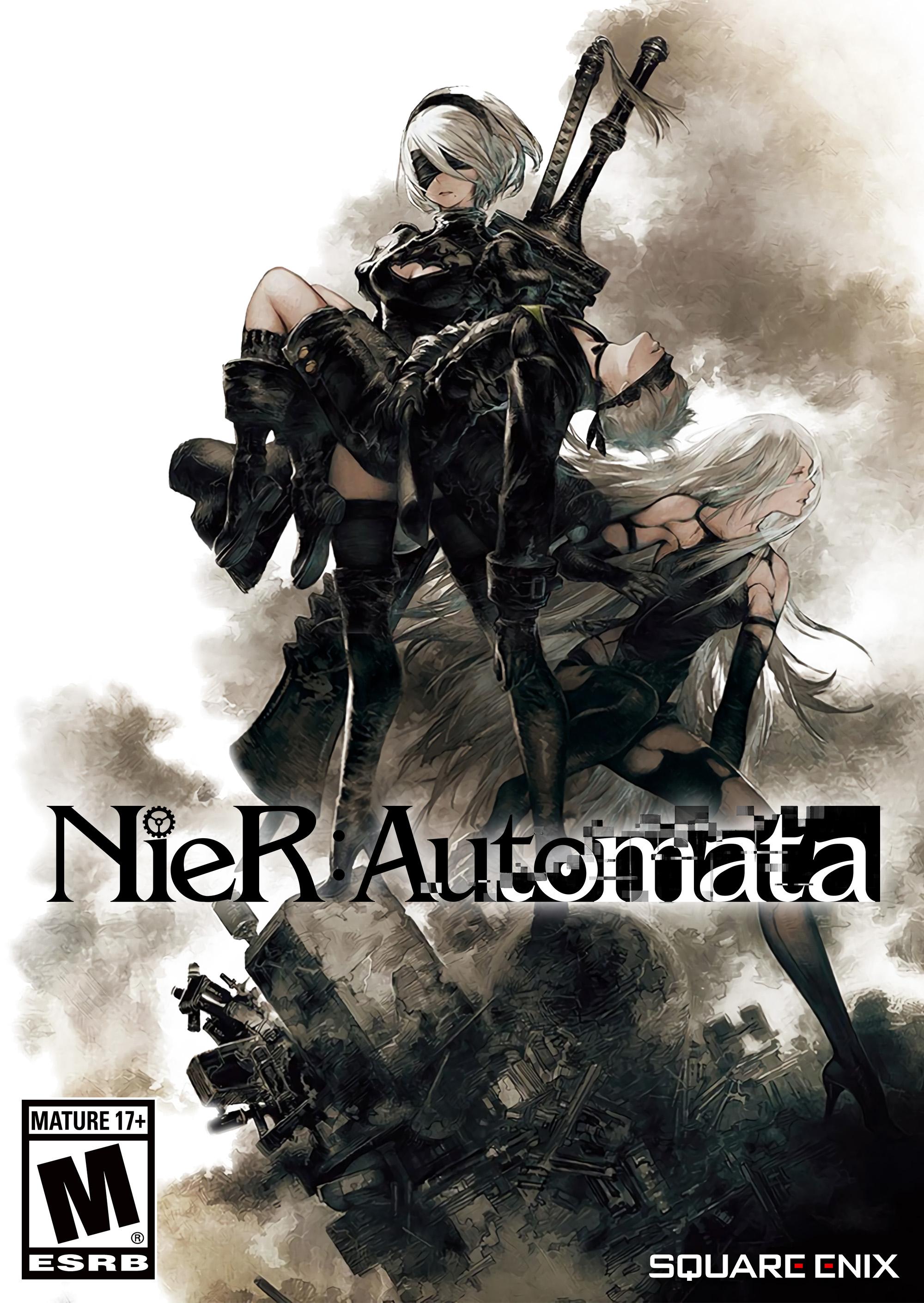 Nier Automata Video Game 2017 Imdb