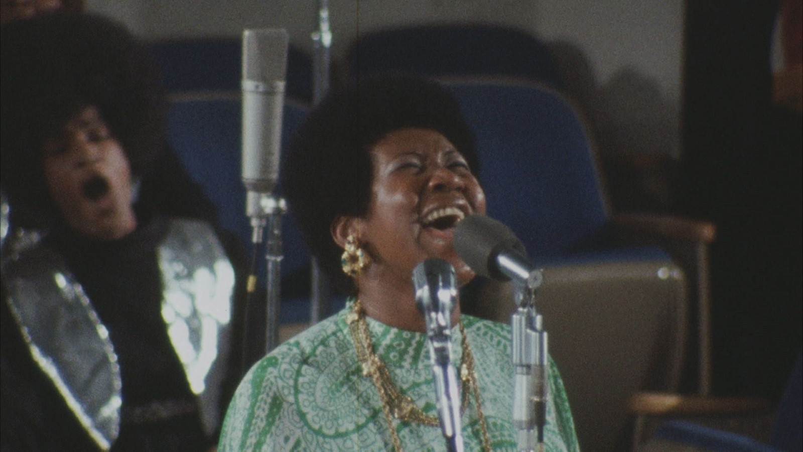 Aretha Franklin in Amazing Grace (2018)