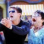Salman Khan and Rajpal Yadav in Mujhse Shaadi Karogi (2004)