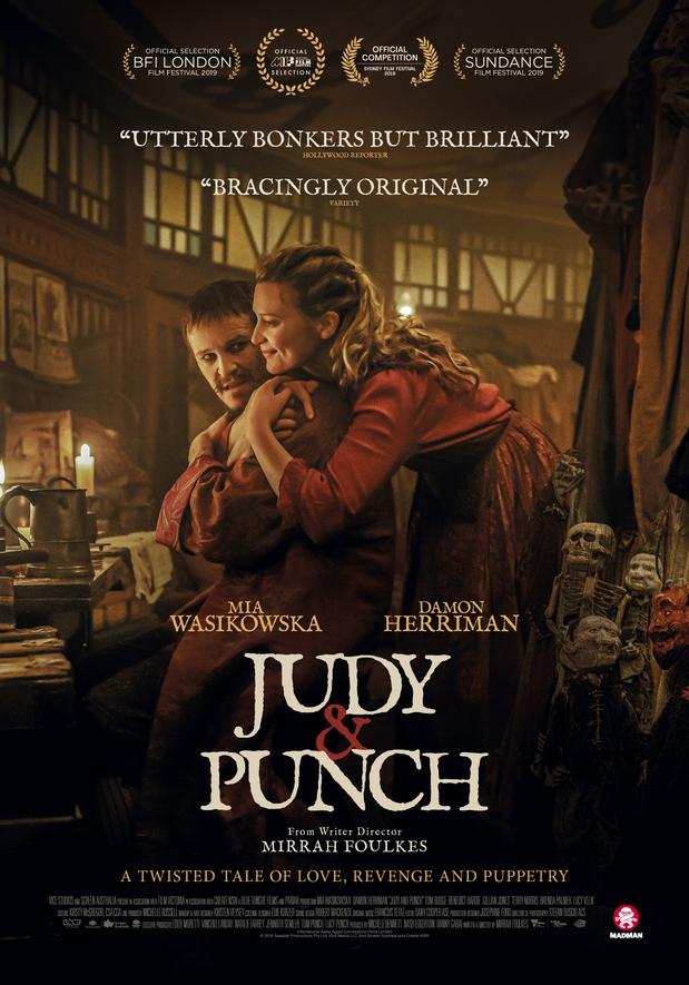 مشاهدة فيلم Judy & Punch 2019 مترجم