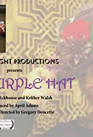 The Purple Hat Poster