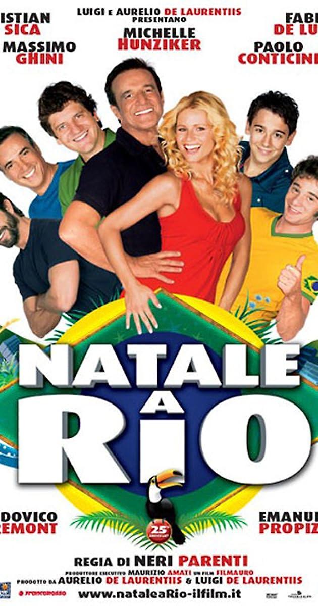 Il Calendario Di Natale Streaming.Natale A Rio 2008 Imdb