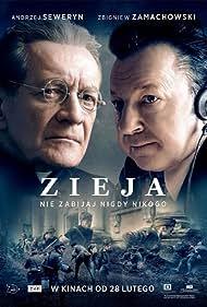 Andrzej Seweryn and Zbigniew Zamachowski in Zieja (2020)