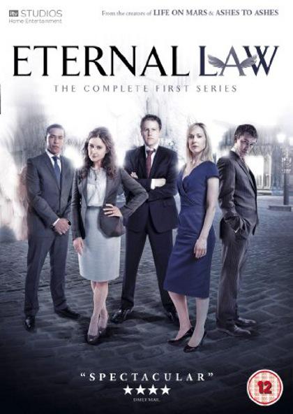 دانلود زیرنویس فارسی سریال Eternal Law