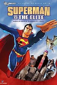 Superman vs. The Elite (2012) Poster - Movie Forum, Cast, Reviews