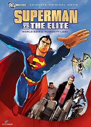 Superman vs. The Elite (2012)