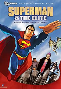 Primary photo for Superman vs. The Elite