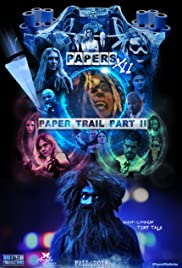 Papers Xii: Paper Trail Pt 2. Poster