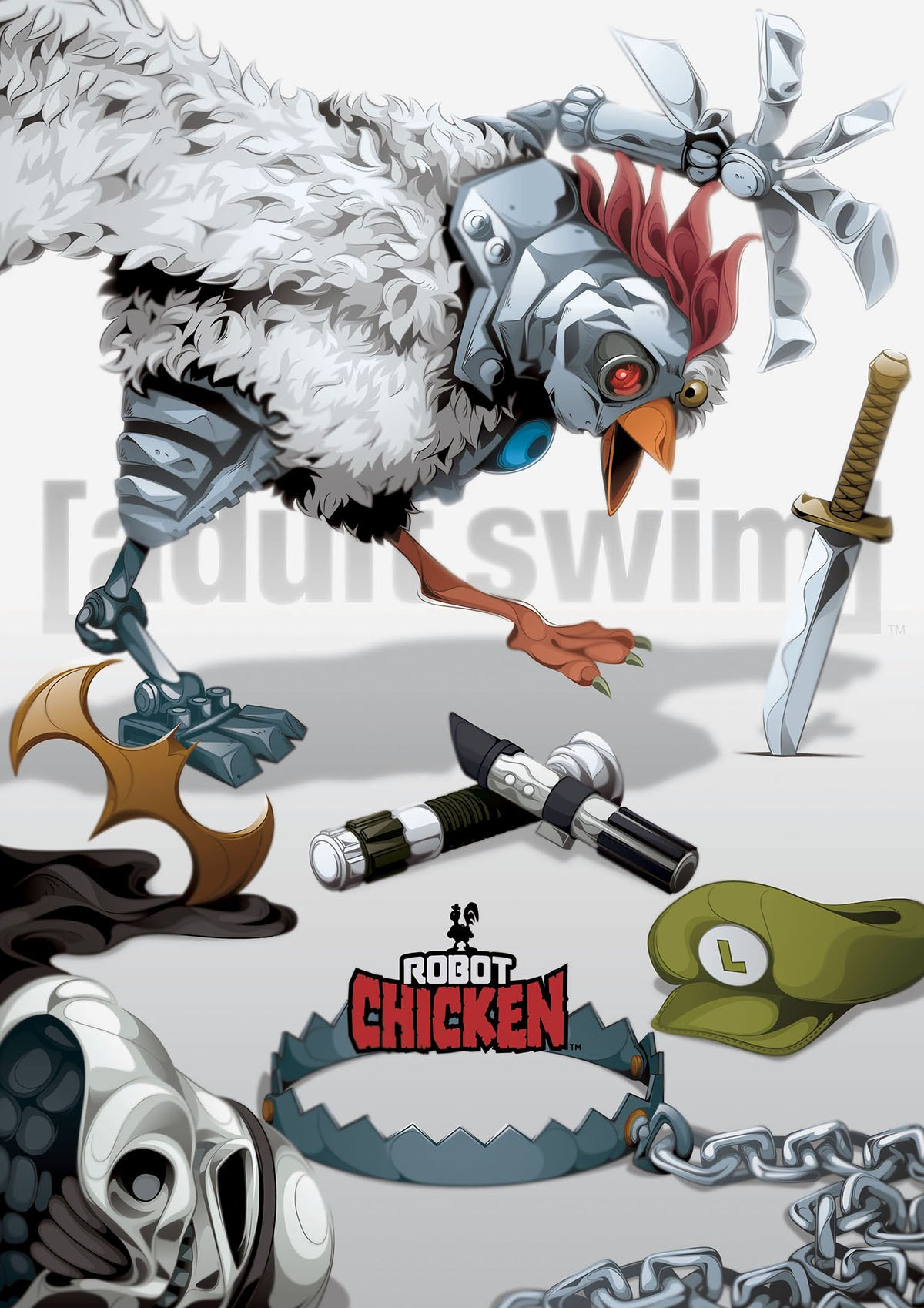 Robot Chicken - IMDbPro