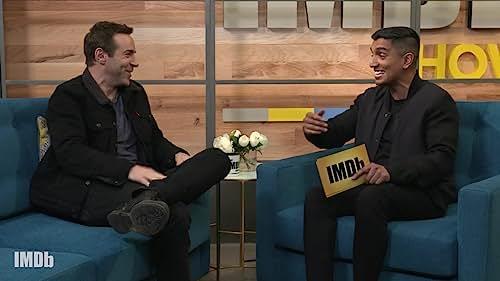 'Disobedience' Star Alessandro Nivola on Forbidden Love