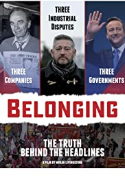 Belonging: The Truth Behind the Headlines Poster