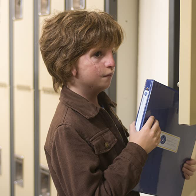 Jacob Tremblay in Wonder (2017)
