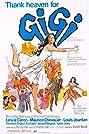 Gigi (1958) Poster