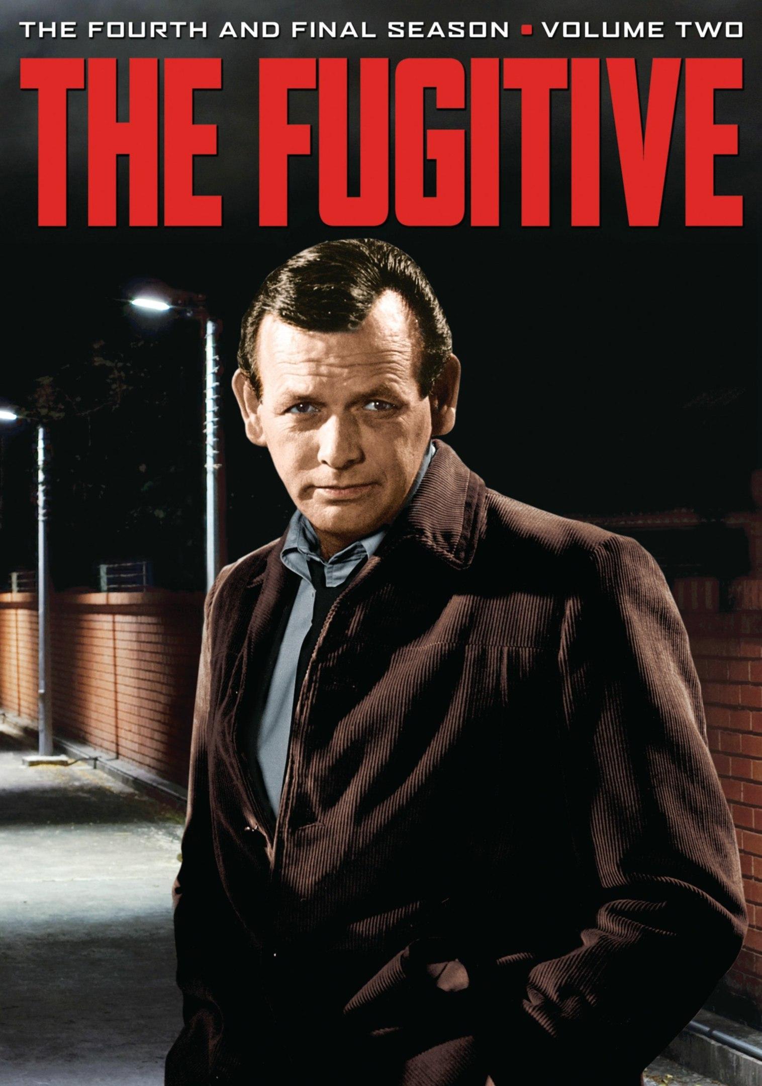 David Janssen in The Fugitive (1963)