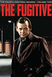 The Fugitive Poster - TV Show Forum, Cast, Reviews