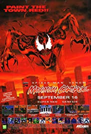 Spider-Man & Venom: Maximum Carnage (1994) Poster - Movie Forum, Cast, Reviews