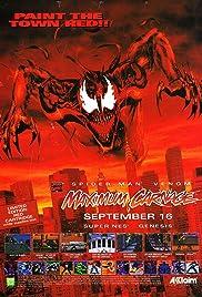 Spider Man Venom Maximum Carnage Video Game 1994 Imdb