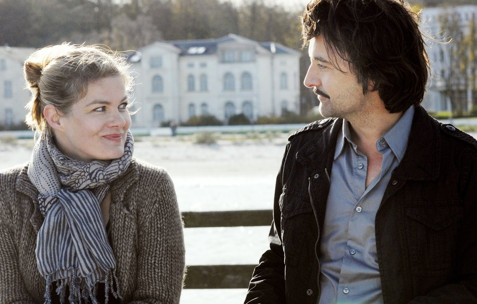 Birge Schade and Harald Schrott in Pretty Mama (2009)