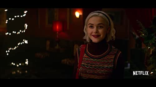 In Greendale, the Holidays can be such a witch. Séances, evil Santas, spellcasting, and of course, Sabrina. Join the Spellmans, Sabrina's mortal besties, and the Church of Night for a solstice celebration.