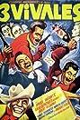 Los tres vivales (1958) Poster