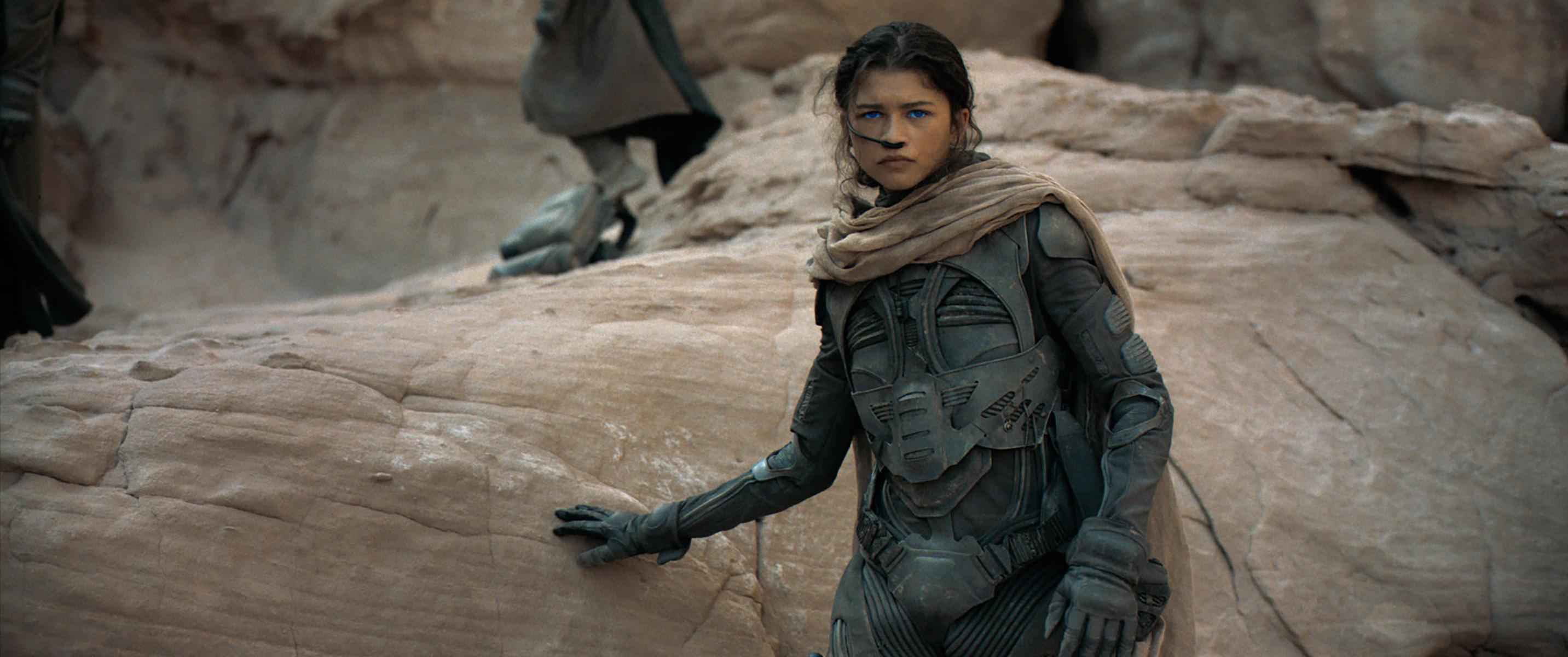 Zendaya in Dune: Part One (2021)