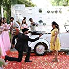 Sudeep and Nithya Menen in Kotigobba 2 (2016)