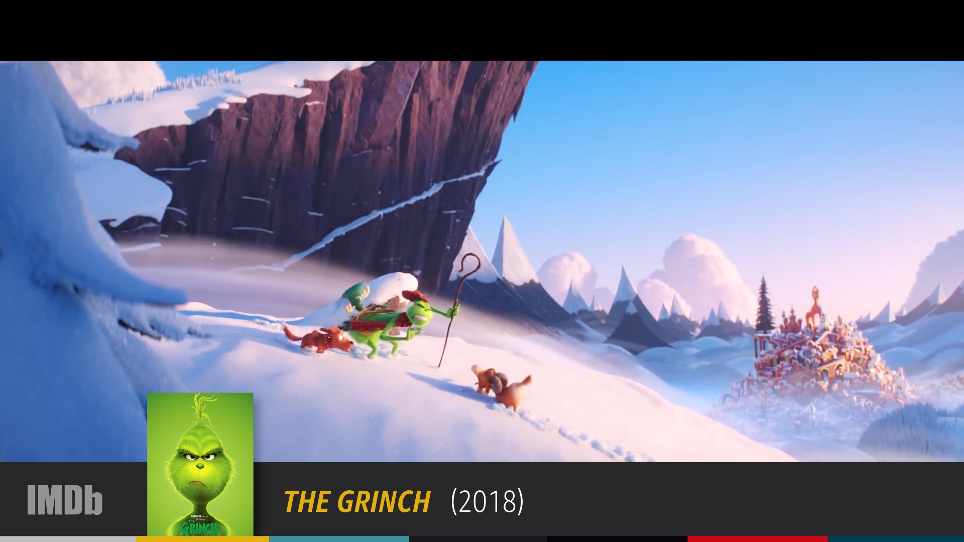 official trailer from the grinch 2018 - How The Grinch Stole Christmas Imdb