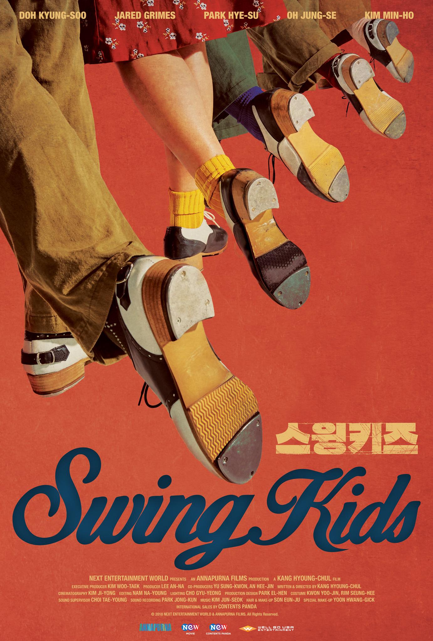 swing kids plot