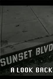 'Sunset Blvd.': A Look Back Poster