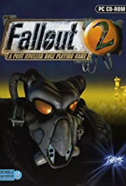 Fallout 2: A Post-Nuclear Role-Playing Game Poster