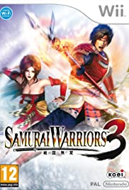 Samurai Warriors 3 Poster