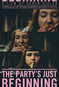Bittorrent for downloading movies The Party's Just Beginning by Paddy Considine [iPad]