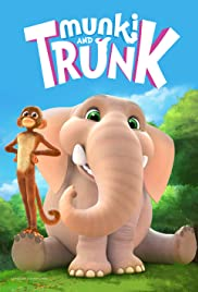 Munki and Trunk Poster